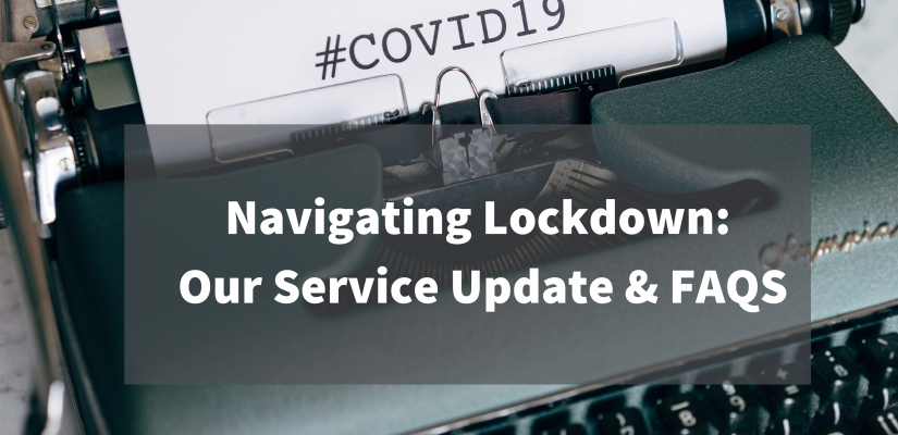 Navigating Lockdown Our Service Update and FAQS Roadwise Driver Training 2020